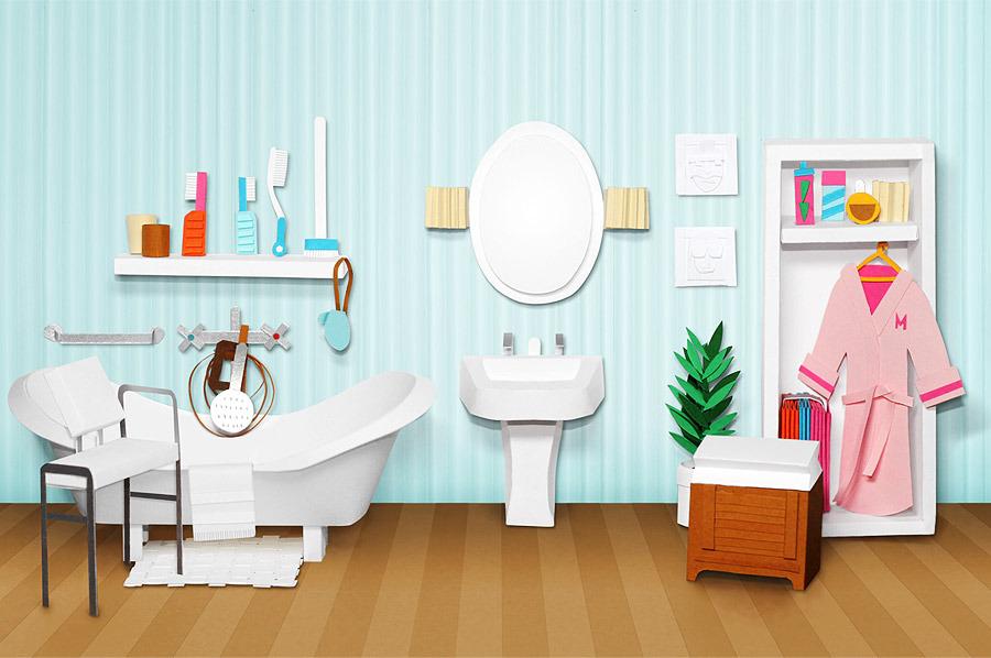کلمه دستشویی