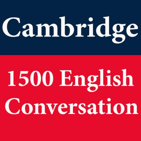 Cambridge-English-1500-Conversation
