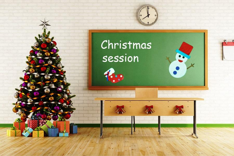 کریسمس-classroom-chrismas